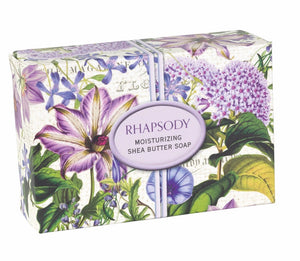 Michel Design Works Rhapsody Boxed Single Soap