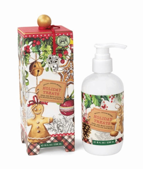 Michel Design Works Holiday Treats Hand and Body Lotion
