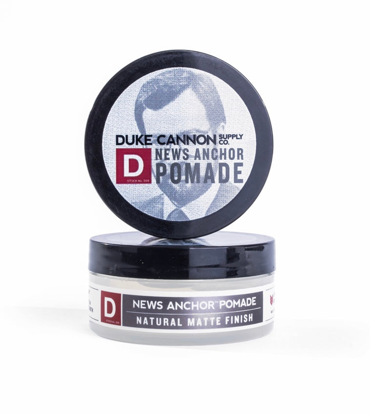 Duke Cannon News Anchor Pomade
