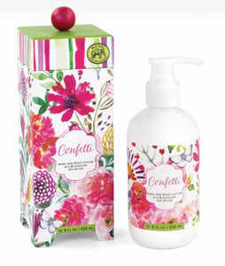 Michel Design Works Confetti Hand and Body Lotion