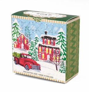 Michel Design Works Christmas Cheer A Little Soap Christmas Delivery