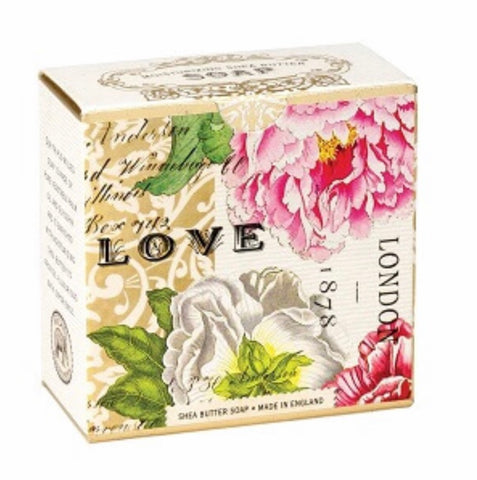 Michel Design Works A Little Soap LOVE