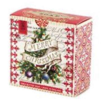 Michel Design Works A Little Soap Merry Christmas 40% OFF SALE   SOLD OUT