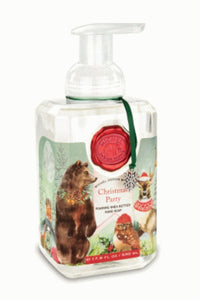 Michel  Design Works Christmas Party Foaming Hand Soap
