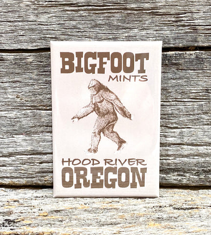 Bigfoot Hood River Magnet