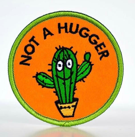Not a Hugger Patch