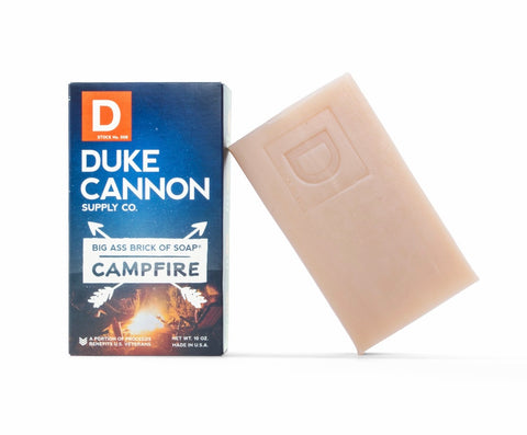 Big Ass Brick of Soap CAMPFIRE