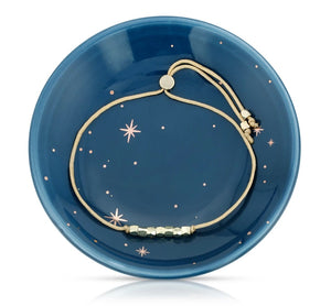 Shine So Bright Bracelet & Dish Set