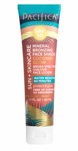 Pacifica Mineral Bronzing Face Shade Sunscreen SPF30