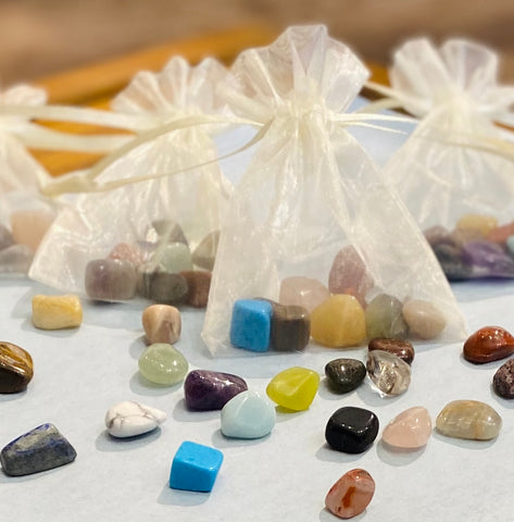 Natural Gemstones Starter Kit
