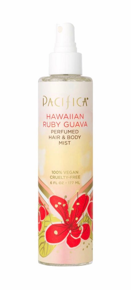 Pacifica Hawaiian Ruby Guava Perfumed Hair and Body Mist