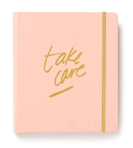Take Care Wellness Journal