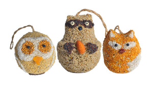 Woodland Friends Birdseed Hanging Treats