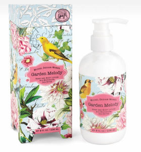 Michel Design Works Garden Melody Hand and Body Lotion SOLD OUT