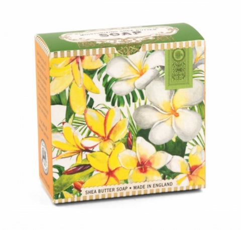 Michel Design Works A Little Soap Plumeria