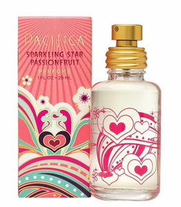 Pacifica Sparkling Star Passionfruit Spray Perfume