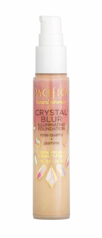 Pacifica Crystal Blur Illuminating Foundation