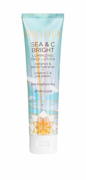 Pacifica Sea & C Bright Luminizing Face Lotion
