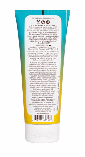 Pacifica Ocean Citrus Body Scrub