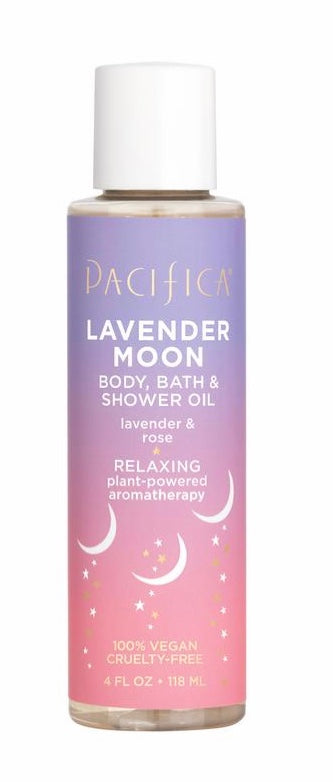 Pacifica Lavender Moon Body, Bath and Shower Oil
