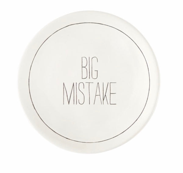 Big Mistake Bistro Appetizer Plate