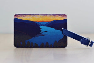 Columbia River Gorge Luggage Tag