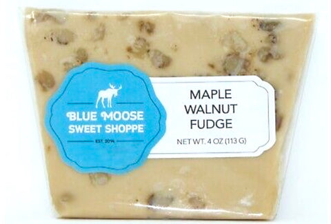 Gourmet Maple Walnut Fudge