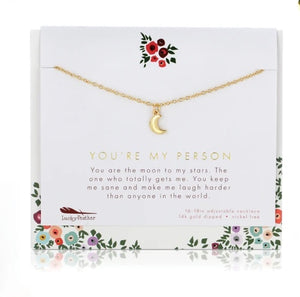 You Are My Person Necklace - Friends And Family Collection