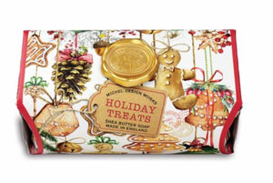 Michel Design Works Holiday Treats Large Bath Soap Bar