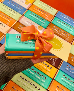 Hammond's Chocolate Bar Gift Selection