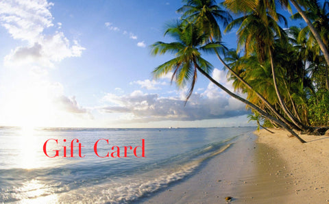 Pacifica Gift Card