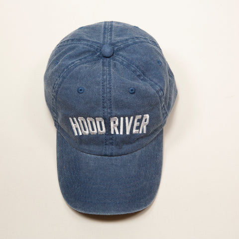Baseball Cap with Hood River Logo