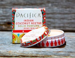 Pacifica Indian Coconut Nectar Solid Perfume by Pacifica