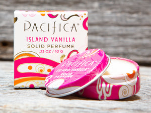 Pacifica Island Vanilla Solid Perfume by Pacifica