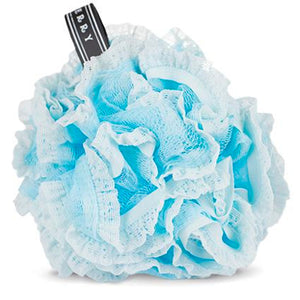 Lacy Loofah Blue
