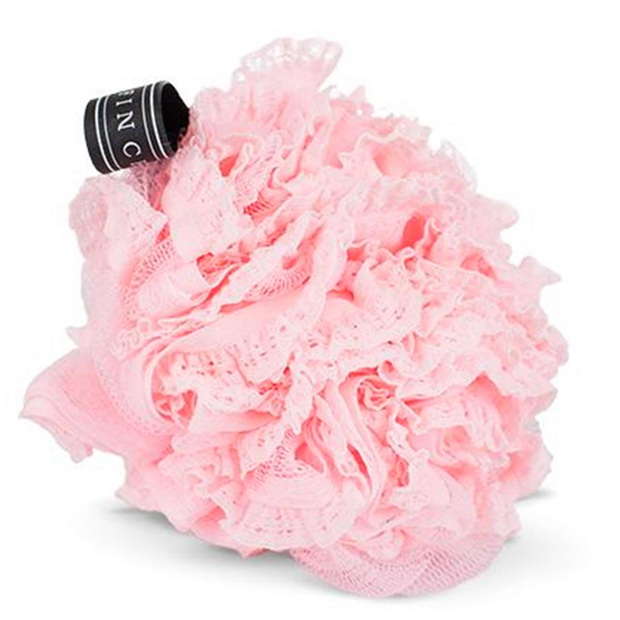 Lacy Loofah Pink