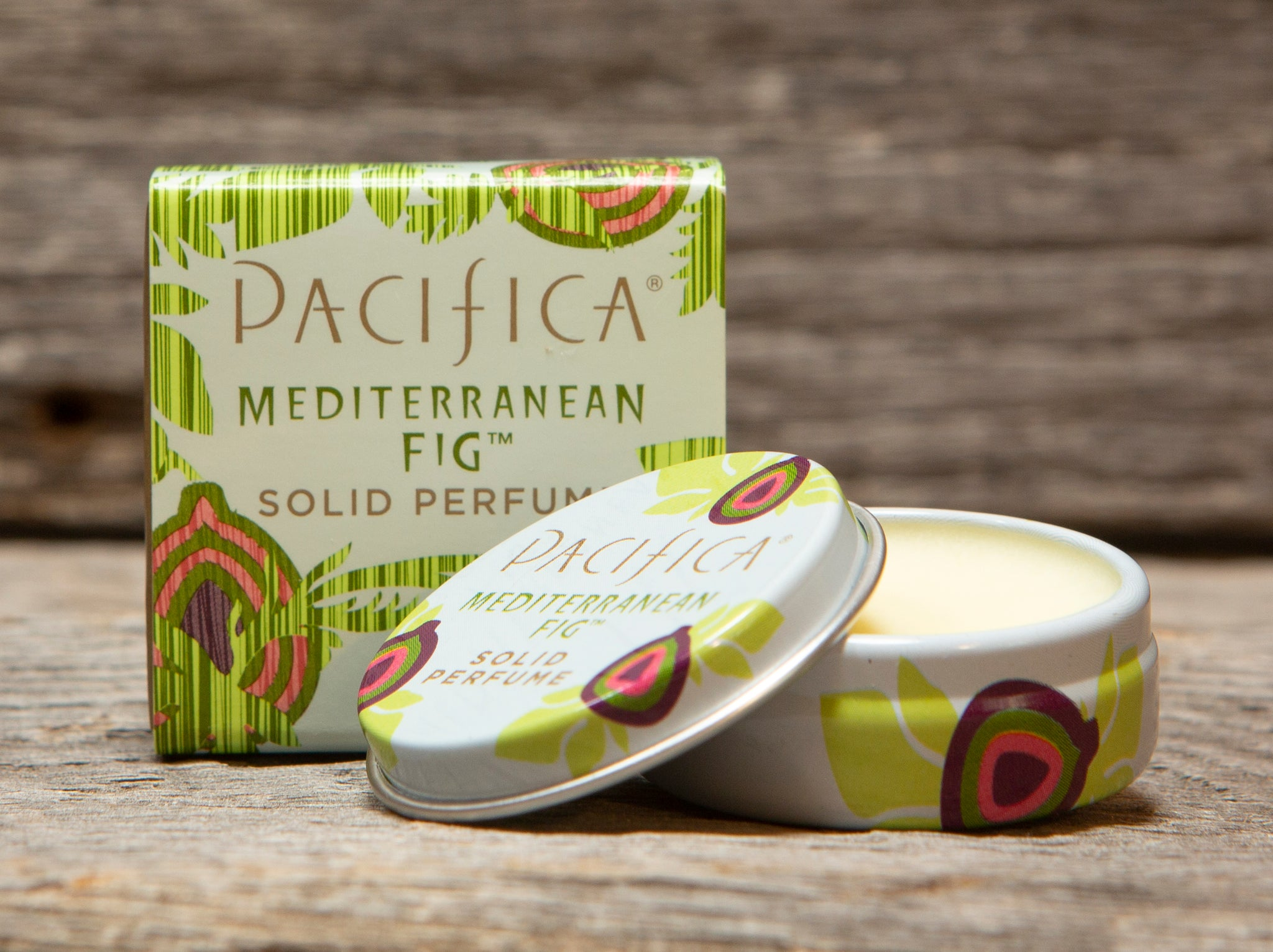 Pacifica Mediterranean Fig Solid Perfume by Pacifica