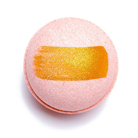 Milk and Honey Bath Bomb