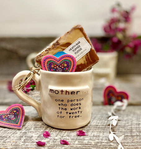 Ceramic Mother Mug Gift Set