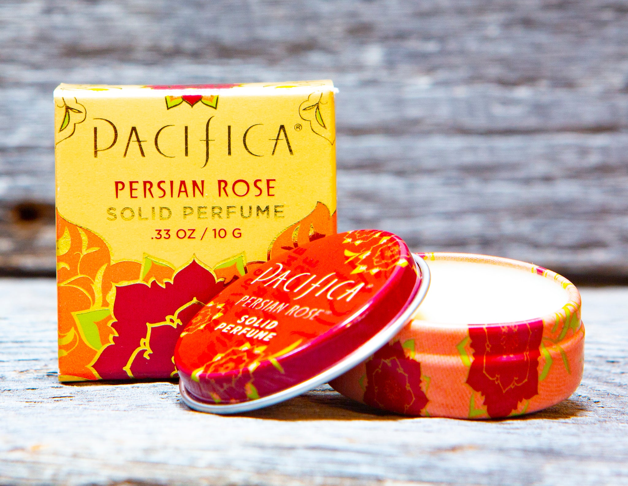 Persian Rose Solid Perfume by Pacifica