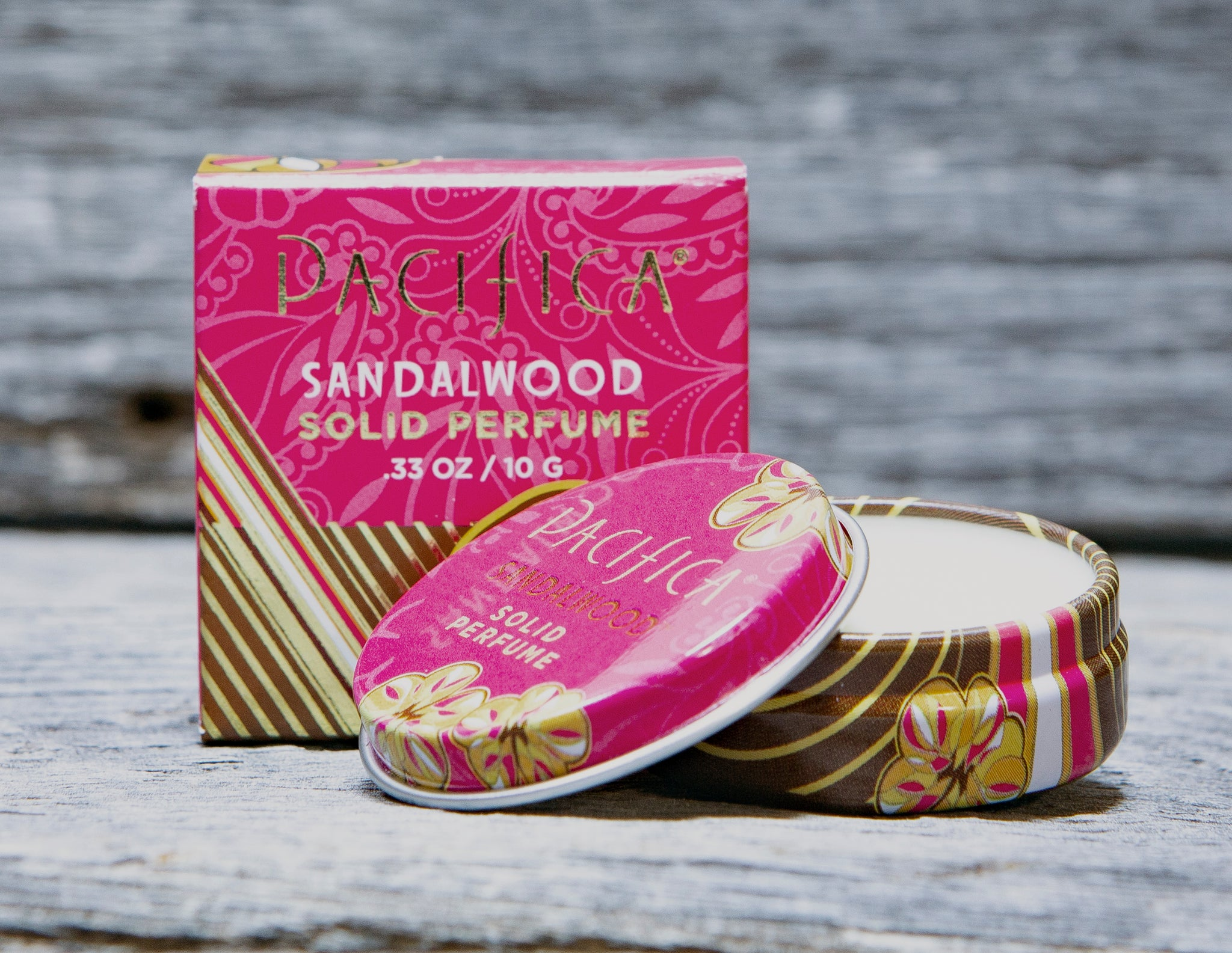 Pacifica Sandalwood Solid Perfume by Pacifica