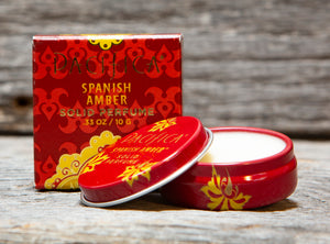 Pacifica Spanish Amber Solid Perfume by Pacifica