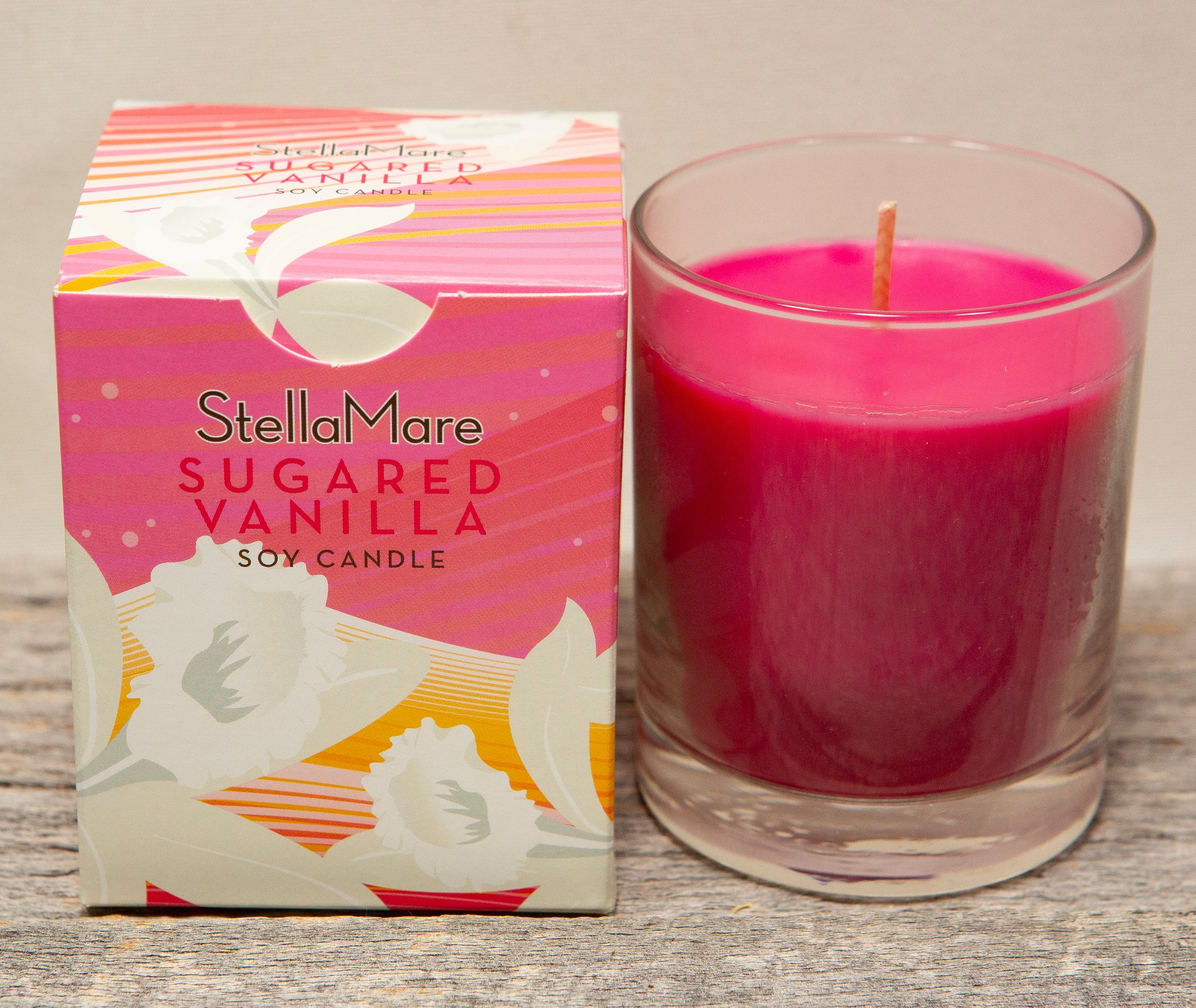 Sugared Vanilla