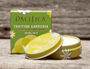 Tahitian Gardenia Solid Perfume by Pacifica