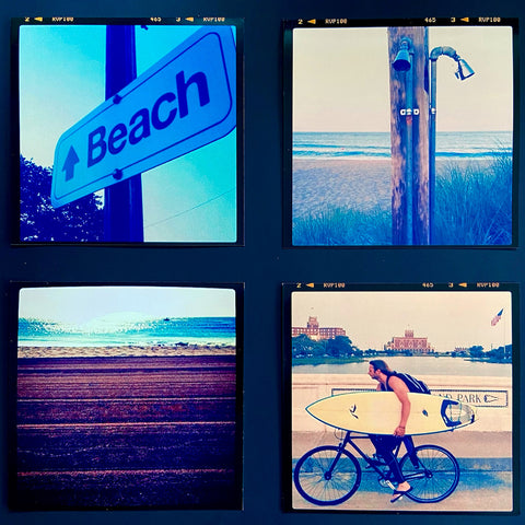 Beachcruiser 4 x 4 Prints
