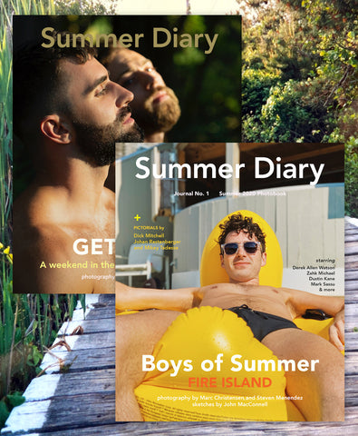 Summer Diary / SUMMERBOYS GETAWAY PACK