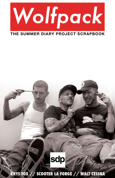 The SDP WOLFPACK! Scrapbook (Digital Edition)