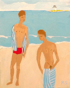 Matching Beach Towel