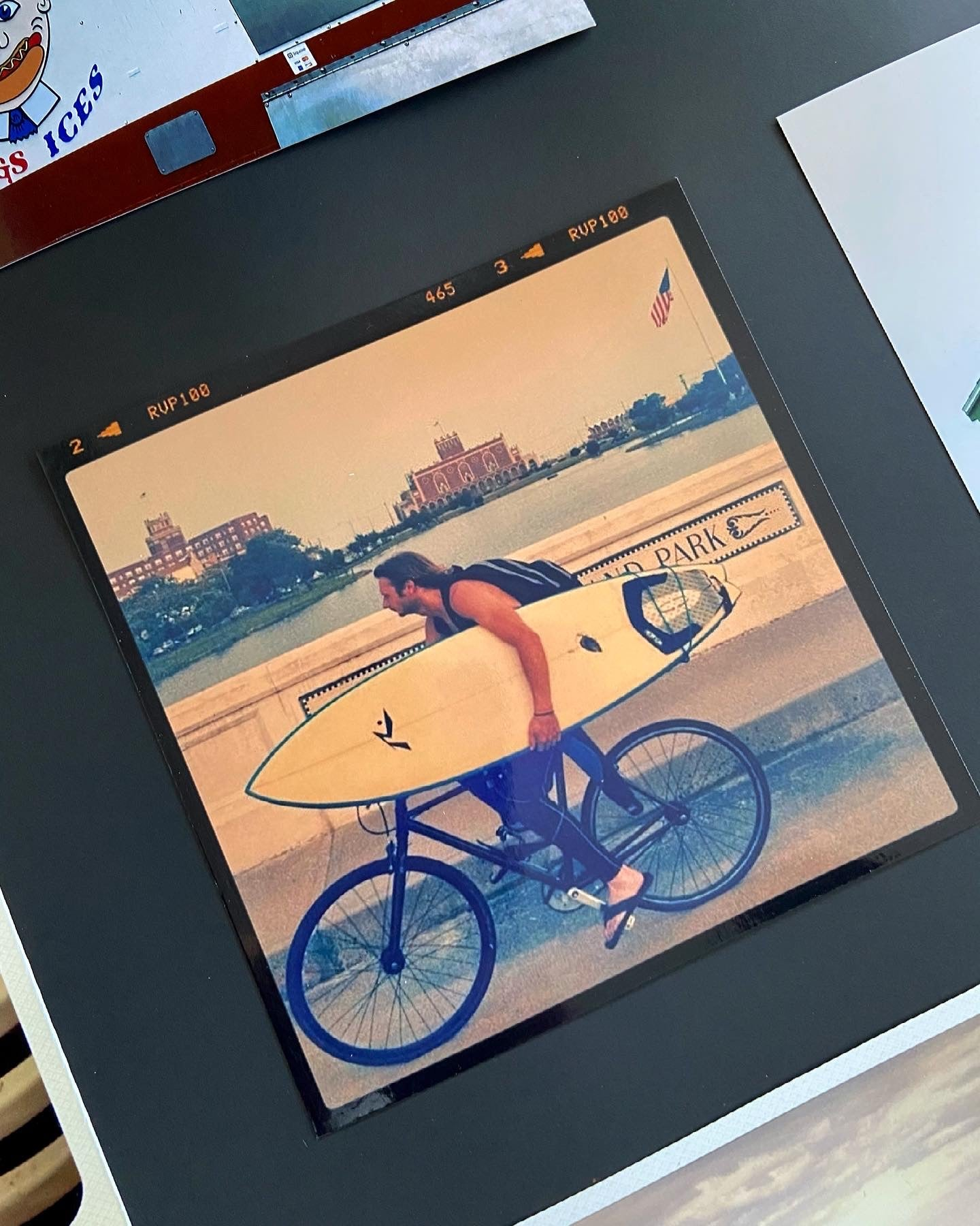Beachcruiser 5 x 5 Prints