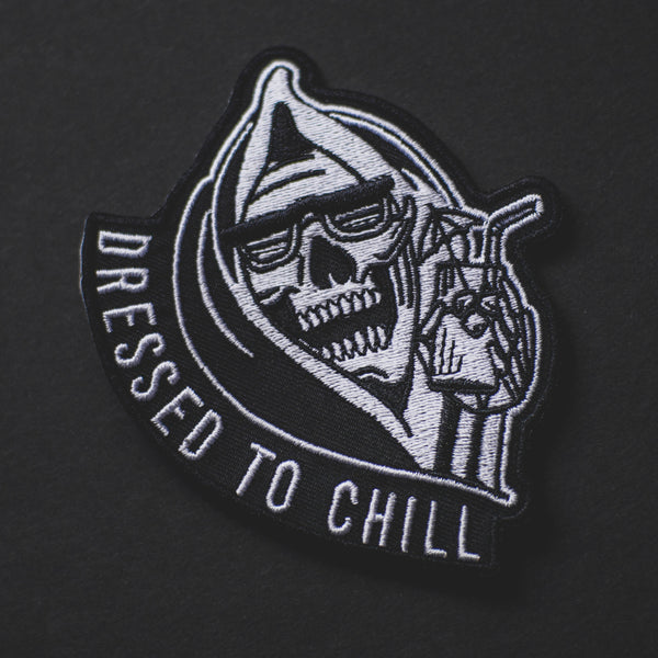 DRESSED TO CHILL PATCH